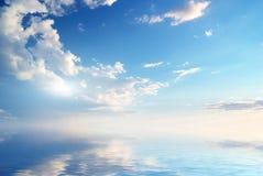 Sky background Stock Photography