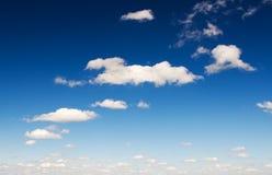 Sky background. Stock Photos