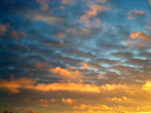 Sky background 3 Royalty Free Stock Images