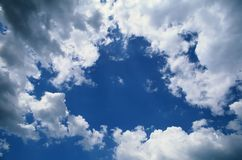 Sky background Stock Images