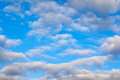 Sky background Royalty Free Stock Photo