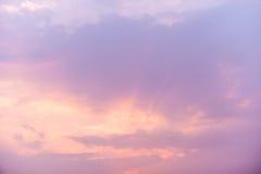 Sky background. Royalty Free Stock Photos