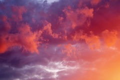 Sky Background. Royalty Free Stock Image