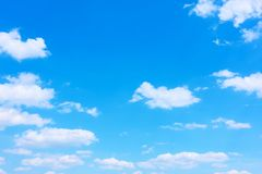Sky only background royalty free stock images