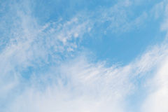 Sky for background. Stock Photos
