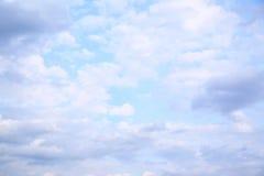 Sky background Royalty Free Stock Photography