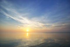 Sky background nature. Royalty Free Stock Image