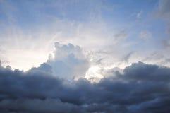 Sky background Florida Stock Images