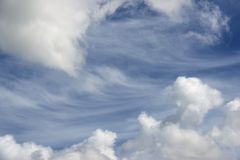 Sky background Royalty Free Stock Images