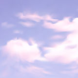 Sky background Royalty Free Stock Photography