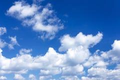 Sky background Royalty Free Stock Image