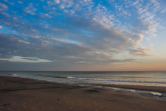 Sky background on sunrise. Nature composition. Stock Photography