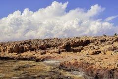 Sky, Badlands, Rock, Ecosystem royalty free stock image