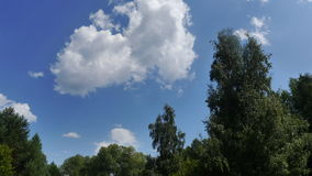 Sky. Beautiful pictures taken in Ukraine Stock Photo