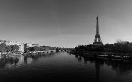 Sky, Black And White, Reflection, Landmark Royalty Free Stock Photo
