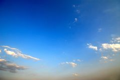 Sky blue Stock Photos