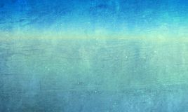 Sky Blue Background with Wall Texture. This is an actual photograph of sky captured from air travel, converted into background with texture of wall Royalty Free Stock Image