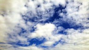Sky. Blue sky cloud Royalty Free Stock Photos