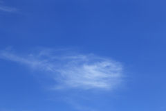 Sky, blue, clouds, white, background, cloud, nature, summer, lig Royalty Free Stock Photography