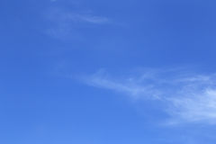 Sky, blue, clouds, white, background, cloud, nature, summer, lig Stock Photography