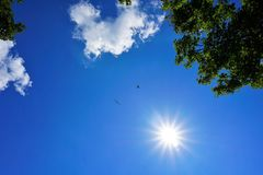 Sky, Blue, Daytime, Cloud royalty free stock image