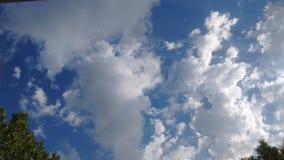 Sky Blue Stock Photo