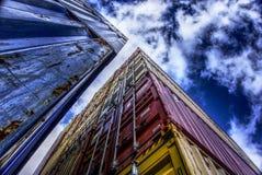 Sky, Blue, Landmark, Reflection Royalty Free Stock Photos