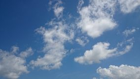 Sky blue. Nice in Tan Chau Royalty Free Stock Photos