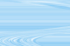 The Sky Blue And White Mixing Color Abstract Background