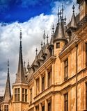 Sky, Château, Landmark, Classical Architecture royalty free stock photos