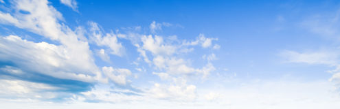 Sky clear beauty atmosphere summer day Royalty Free Stock Photo
