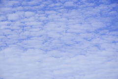 Sky. The clear blue sky background Stock Photos
