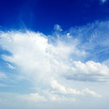 Sky and cloud Royalty Free Stock Image
