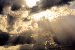 Sky, Cloud, Atmosphere, Daytime Stock Image
