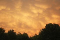 Sky, Cloud, Atmosphere, Red Sky At Morning royalty free stock images