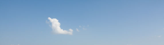 Sky with cloud Stock Images