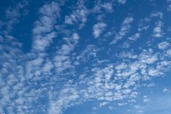Sky and cloud background royalty free stock photography