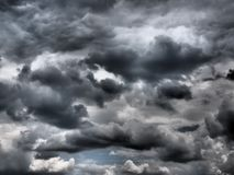 Sky, Cloud, Black And White, Atmosphere Royalty Free Stock Images