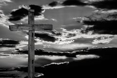 Sky, Cloud, Black And White, Monochrome Photography Stock Photography