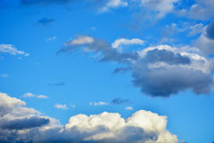 Sky cloud Stock Images