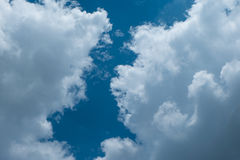 Sky cloud Stock Photography