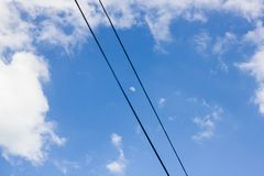 Sky, Cloud, Blue, Daytime royalty free stock image
