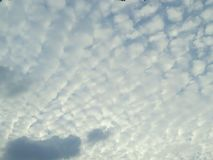 Sky and cloud Stock Photography
