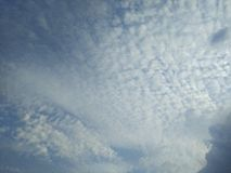Sky and cloud Royalty Free Stock Images