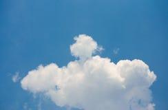 Sky and Cloud. Royalty Free Stock Photos