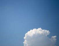 Sky and Cloud. Stock Photos