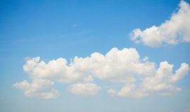 Sky and Cloud Stock Photo