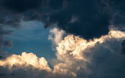 Sky, Cloud, Cumulus, Daytime royalty free stock photography