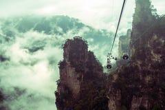 Sky, Cloud, Green, Mountainous Landforms Stock Image