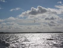 Sky, Cloud, Horizon, Sea royalty free stock images